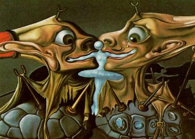 O Destino de Salvador Dalí e Walt Disney