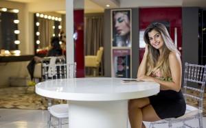 Youtuber e digital influencer Marina Ferrari.