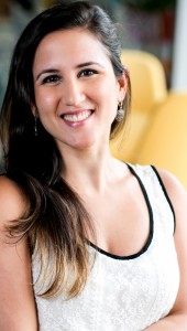 Nathalie Gazzaneo conta como aquela garota que queria mudar o mundo conseguiu o emprego que coloca seu sonho em prática