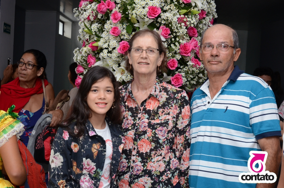 Encontro com os avós