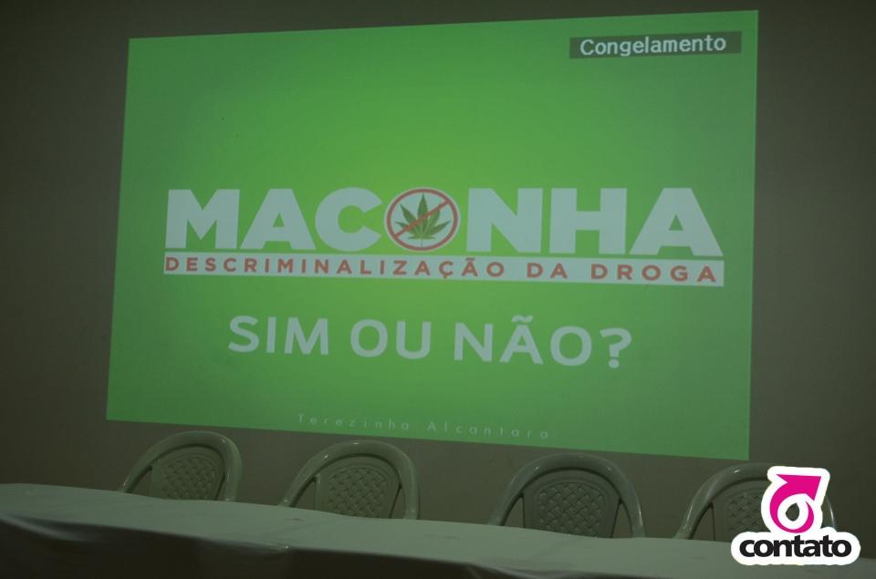 Maconha - Descriminalização da DROGA sim ou não?