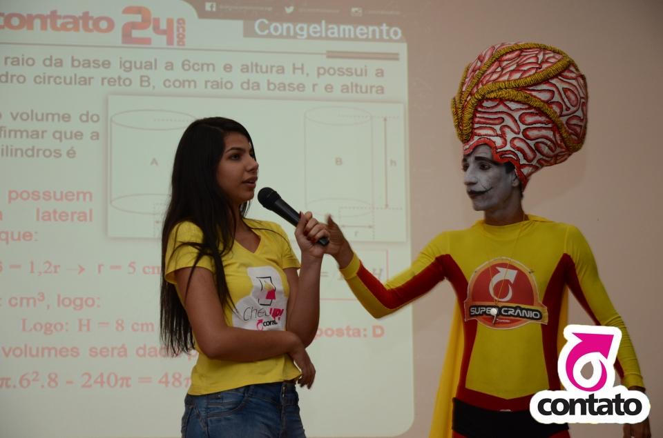 AULÃO EXATAS