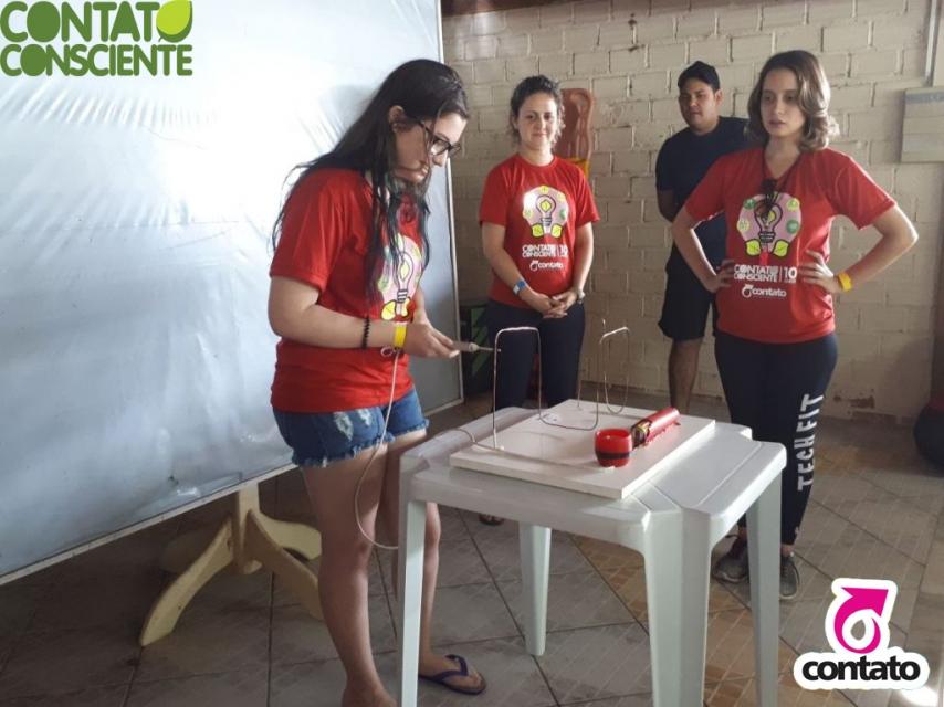 Gincana - Contato Consciente - Balneário Águas de São Bento - Boca da Mata / Alagoas