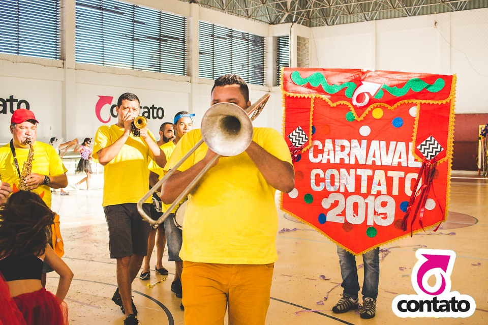 Carnaval do Ensino Fundamental - Unidade Jatiúca