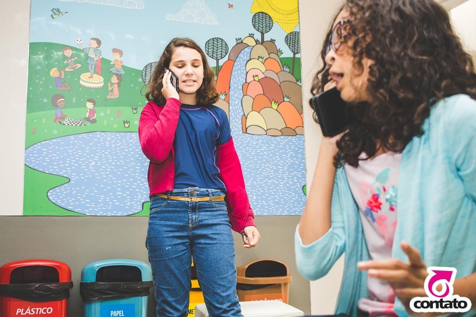 Apresentação teatral de As Crônicas de Fiorella - Unidade Jatiúca