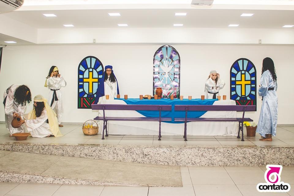Comemoração de Páscoa - Unidade Farol