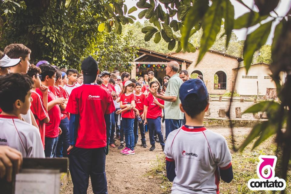 Expedição Pedagógica do 6º ano -  Fazenda São Pedro