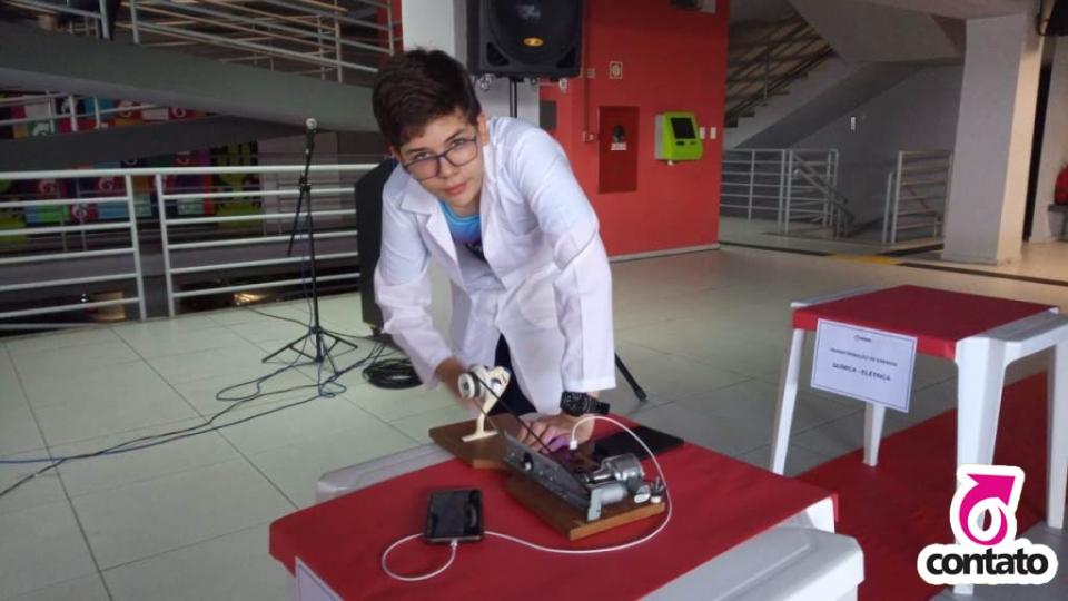 Transformações de Energia - 1ºs Anos