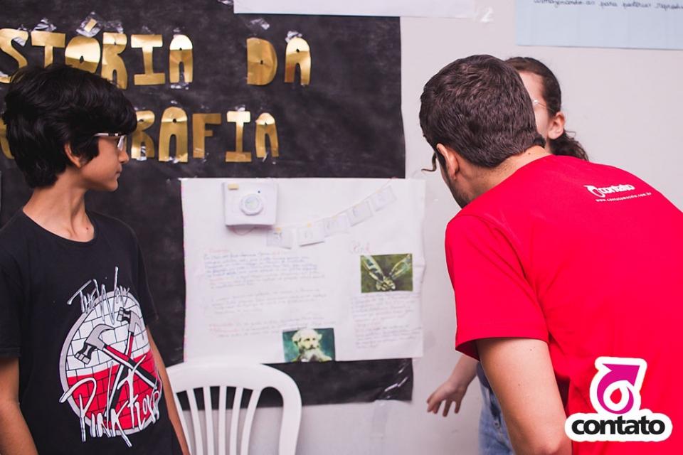 II Mostra Cultural - Unidade Jatiúca - Turno Vespertino