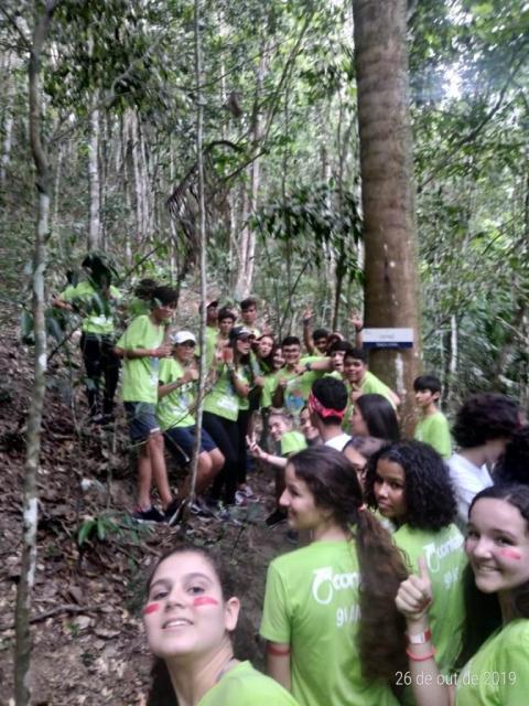 Gincana Ecológica - Contato Consciente 2019