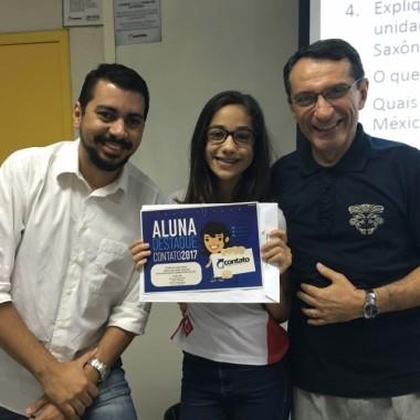 Foto de álbum Aluno destaque - 2º Bimestre - Farol e Jatiúca | 21/07/2017