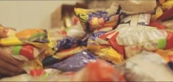 Arrecadação de alimentos durante jogos ultrapassa 62 mil kg