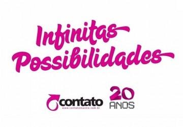 20 anos Contato: infinitas possibilidades