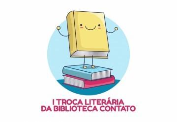 Contato realiza a I Troca Literária da Biblioteca